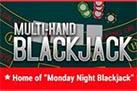 Play Multi Hand Blackjack Betonline