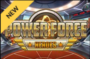 Play Power Force Heroes on desktop
