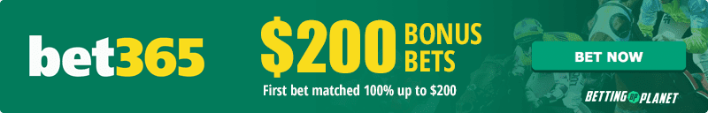 Sign up with Bet365