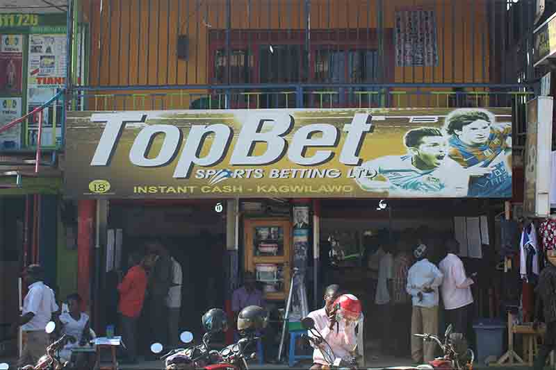 Uganda bookie