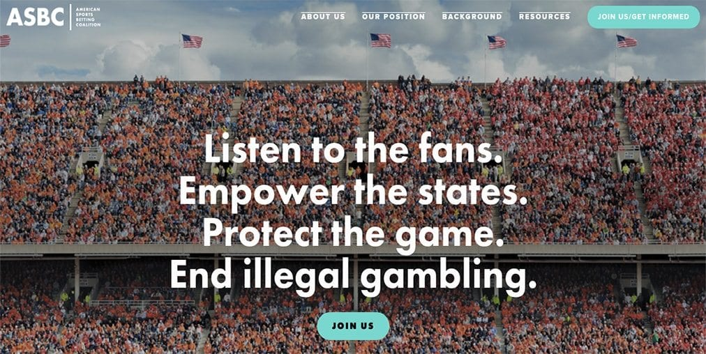 American Gaming Association sets up new coalition