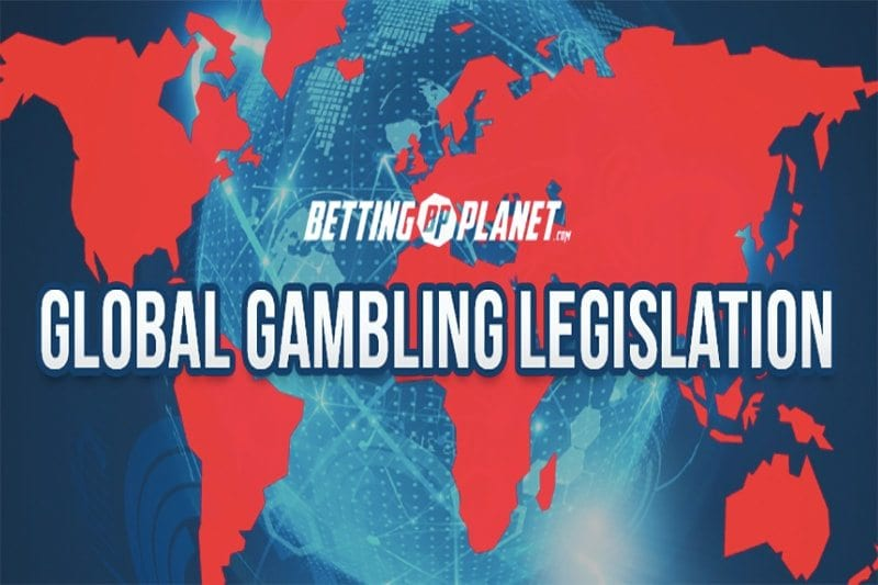 Legislation and news on gambling