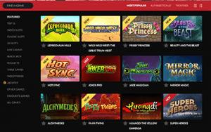 Guts.com online casino instant play
