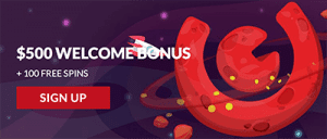 Guts.com online casino welcome bonus package