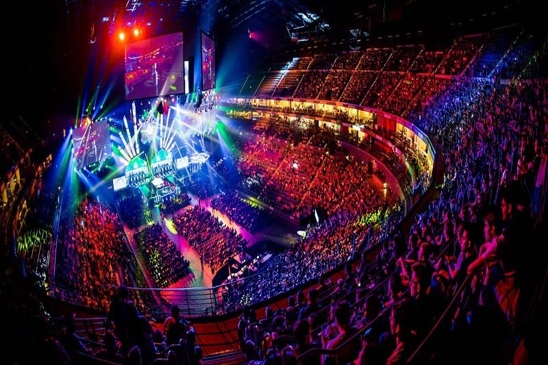 ESL One and Betway partnership