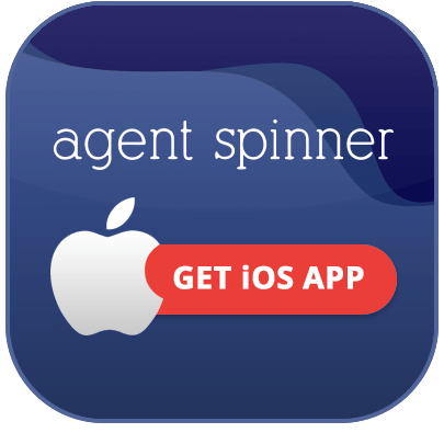 Agent Spinner iOS mobile casino site