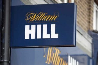 William Hill adds betting facilities to racetracks in the UK