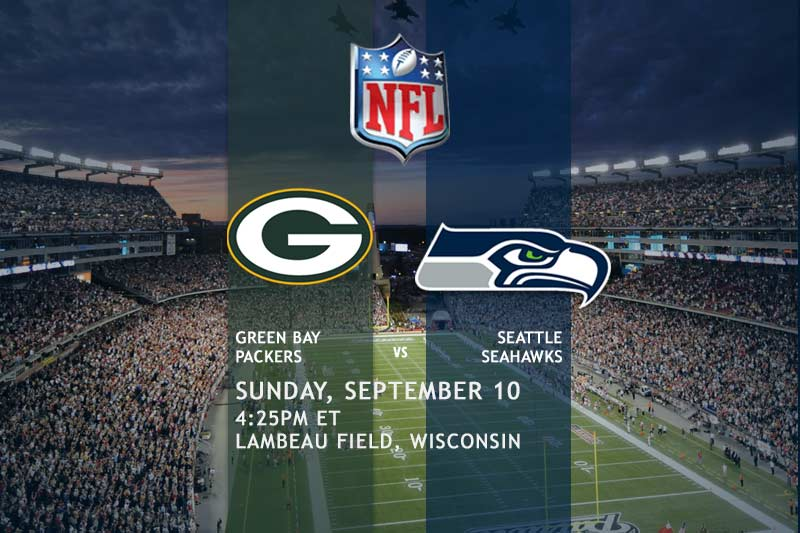 NFL Packers Seahawks betting picks