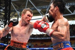 Horn Pacquiao Battle of Brisbane