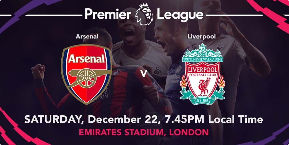 Arsenal v Liverpool betting preview 2017