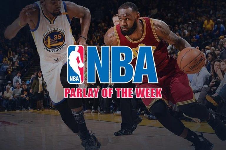 NBA multi odds