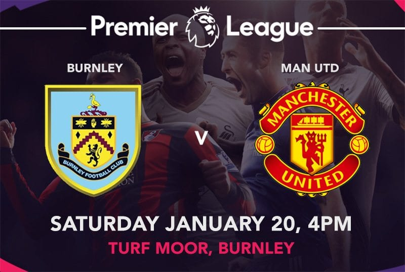 Burnley v Man Utd