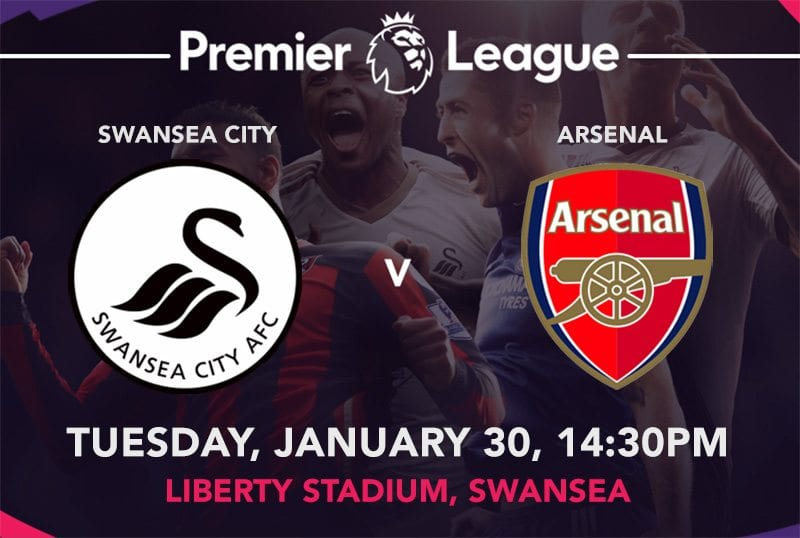 Swansea vs. Arsenal