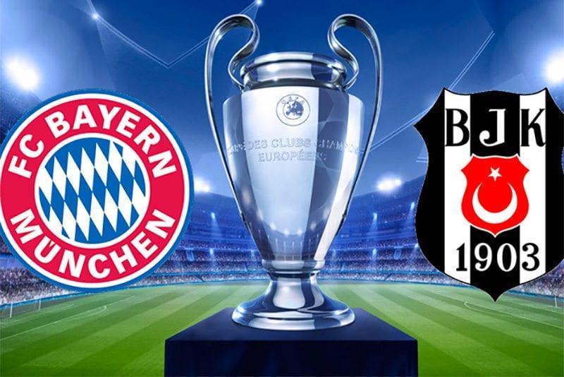 Bayern vs. Besiktas