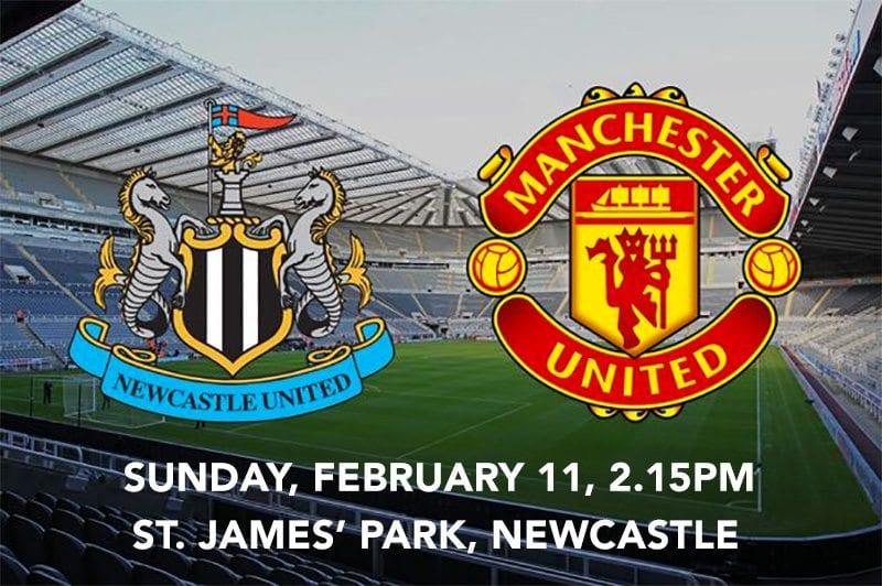 Newcastle vs. Manchester Utd