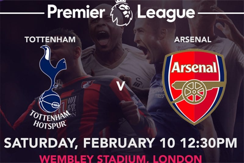 Tottenham vs. Arsenal