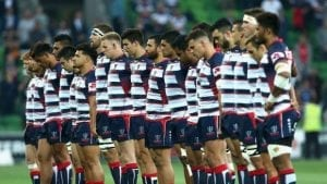 Super Rugby Melbourne Rebels