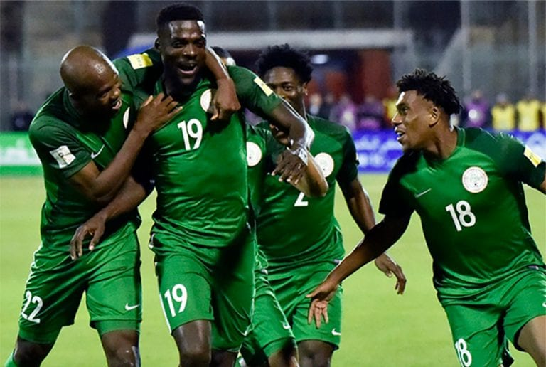 Nigeria vs Poland