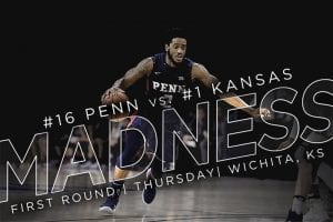 Penn vs Kansas March Madness