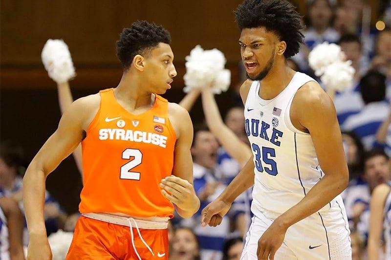 Syracuse vs. Duke