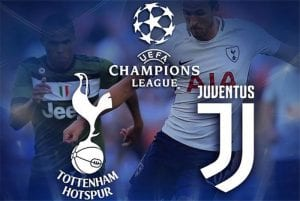 Tottenham vs. Juventus