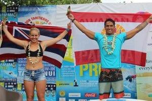 Tahiti WSL Papara Pro Open