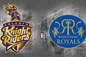 Kolkata vs. Rajasthan IPL