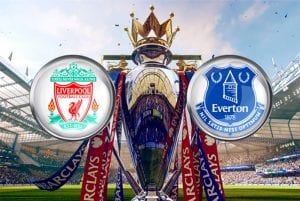 Liverpool v Everton EPL