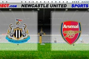 Newcastle vs Arsenal EPL