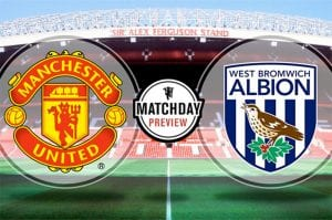 Man Utd vs West Brom