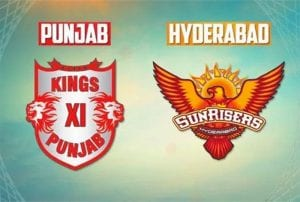 Punjab vs Hyderabad