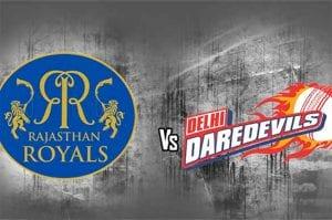 Royals vs Daredevils IPL