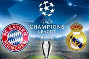 Bayern vs Real