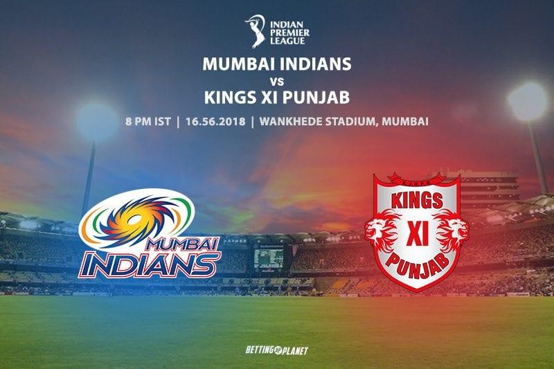 Indians vs Kings XI
