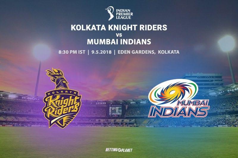 Kolkata v Mumbai