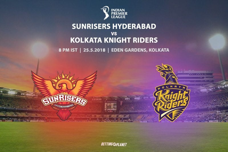 Sunrisers vs Knight Riders