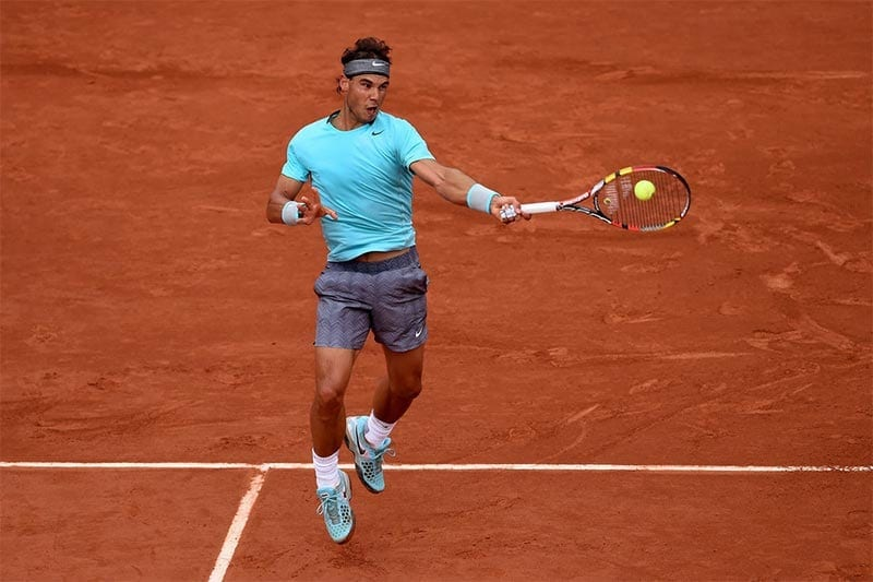 Rafa Nadal French Open betting