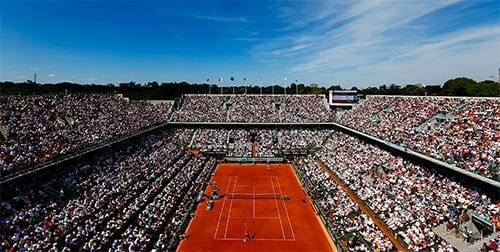French Open at Stade Roland Garros