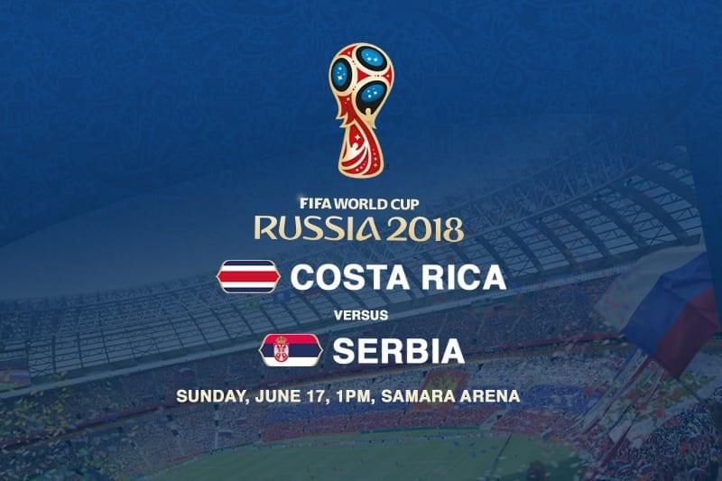 Costa Rica v Serbia