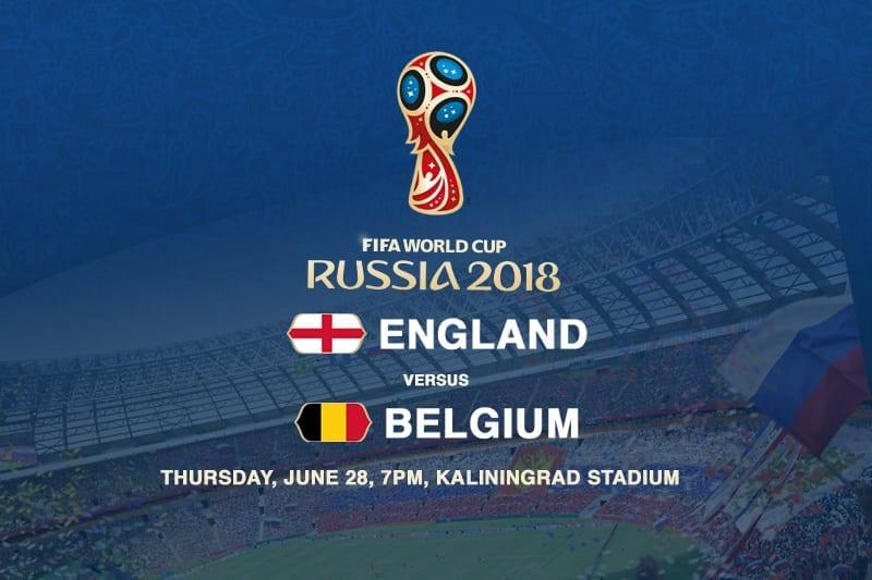 England-v-Belgium