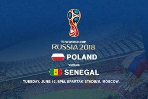 Poland v Senegal