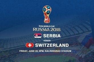 Serbia v Switzerland