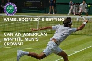 Wimbledon US betting