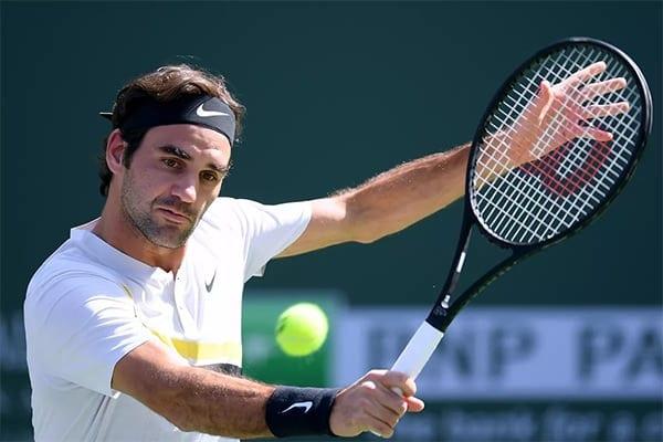 Roger Federer tennis odds