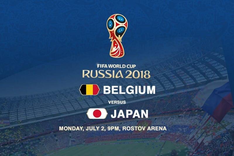 Belgium v Japan