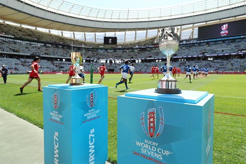 England WC Sevens