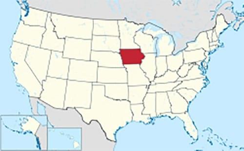 Iowa gambling laws