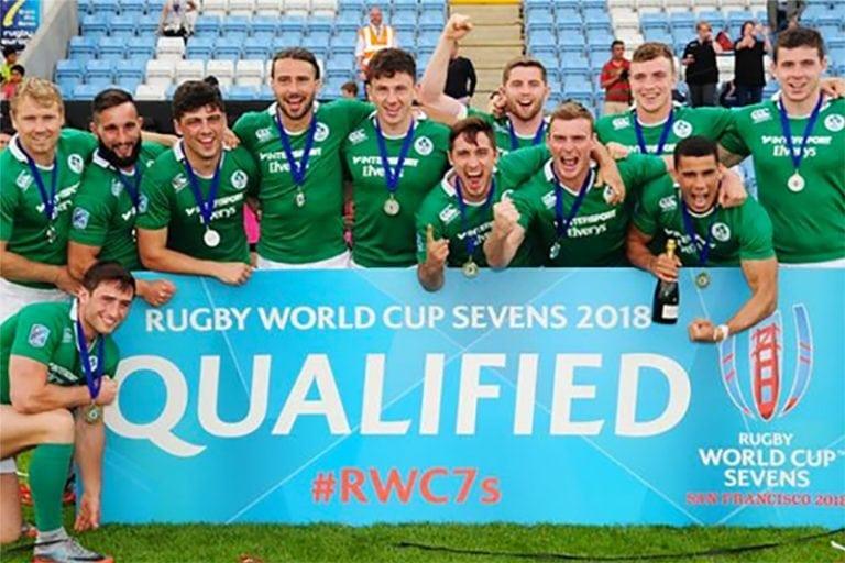 Ireland 7s World Cup