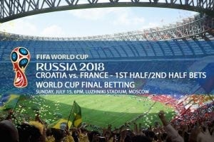 World Cup Final betting