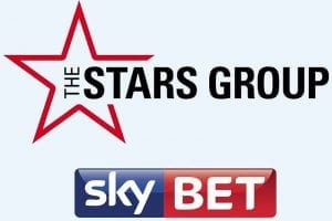 Stars Group and SKy Betting